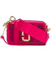 Marc Jacobs Vouwbare Crossbodytas - Roze