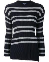 Sofie D'Hoore   Striped Fine Knit Sweater   Lyst
