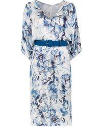 Tufi Duek - Midi Printed Dress - Lyst