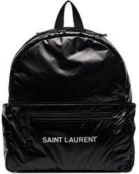 Saint Laurent Рюкзак Nuxx Ripstop С Логотипом - Черный
