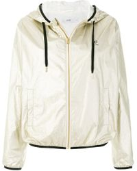 Closed - Hooded Jacket - Lyst