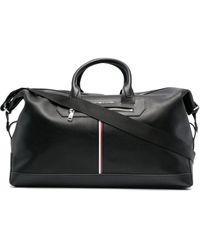 Tommy Hilfiger Logo-plaque luggage Bag - Black