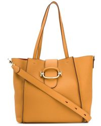 Tod's - Double T Shopping Bag - Lyst