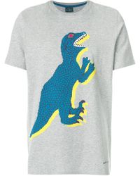 PS by Paul Smith - Dinosaur Print T-shirt - Lyst
