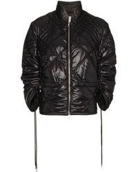 Moncler Sphene Quilted Jacket - Black