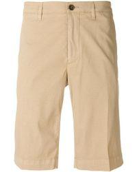 Canali - Classic Bermuda Shorts - Lyst
