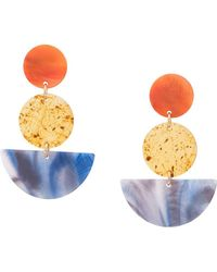 Rachel Comey - Neale Earrings - Lyst