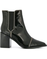Senso Danger Ii Ankle Boots - Black