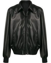 Prada Куртка-рубашка - Черный