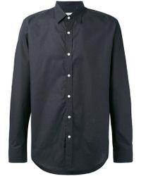 Hardy Amies - Slub Shirt - Lyst