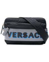 Versace - Поясная Сумка С Тисненым Логотипом - Lyst