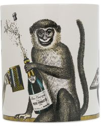 Fornasetti - Monkey Print Candle - Lyst