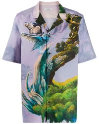 Valentino Overhemd - Meerkleurig