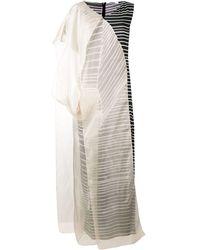 Chalayan - ストライプ ドレス - Lyst