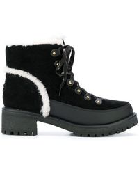 Tory Burch - Cooper Shearling Bootie - Lyst