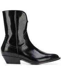 Philosophy Di Lorenzo Serafini - Zip-up Ankle Boots - Lyst