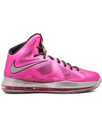 Nike - Lebron 10 Kay Yow Pe スニーカー - Lyst