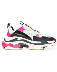Balenciaga - 'SSS' Sneakers - Lyst