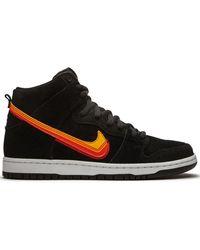 Nike Кроссовки Sb Dunk High - Черный