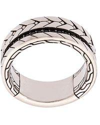 John Hardy - 'Classic Chain' Ring - Lyst