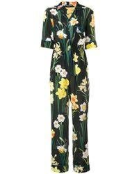 Dolce & Gabbana - Mono Narcisi con motivo floral - Lyst