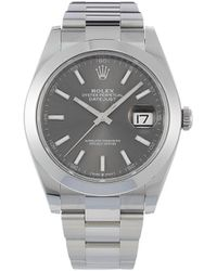 Rolex - Наручные Часы Oyster Perpetual Datejust 41 Мм Pre-owned - Lyst