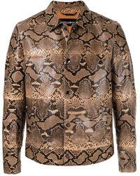 Dolce & Gabbana Shirtjack - Bruin