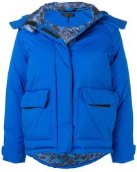 Rag & Bone - Hooded Puffer Jacket - Lyst