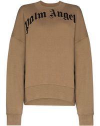 Palm Angels X Browns 50 Bear スウェットシャツ - ブラウン