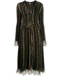 M Missoni フレア ドレス - ブラック