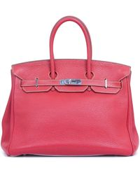 Hermès - Сумка Birkin 35 2003-го Года - Lyst