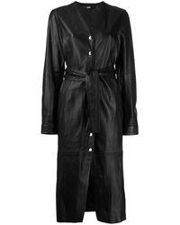 Karl Lagerfeld Платье Миди - Черный