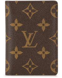 Louis Vuitton 2008 Pre-owned Passport Holder - Brown