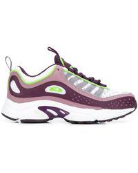 Reebok Geperforeerde Sneakers - Paars