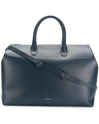 Mansur Gavriel Travel Bag - Blue