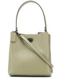 COACH Charlie Bucket Bag - Green