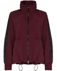 adidas By Stella McCartney Zip-up Track Jacket - Purple