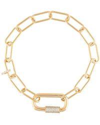 Apm Monaco Yacht Club Sliding Ring Chain Bracelet - Metallic