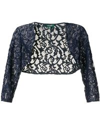 Lauren by Ralph Lauren Tiyana Cardigan - Blue