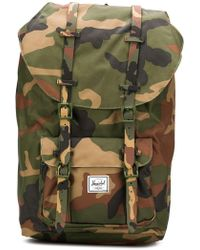 Herschel Supply Co. - Camouflage Little America Backpack - Lyst