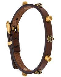 Gucci - Studded Bracelet - Lyst