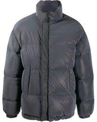 MSGM パデッドジャケット - マルチカラー