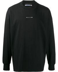 1017 ALYX 9SM Толстовка С Логотипом - Черный
