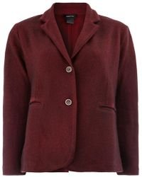 Avant Toi - Fitted Jacket - Lyst