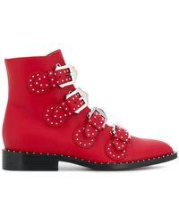 Givenchy - Stivali alla caviglia Elegant - Lyst