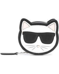 Karl Lagerfeld - K/ikonik Choupette コインケース - Lyst