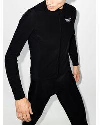 Pas Normal Studios Control Cycling Zip-up Top - Black