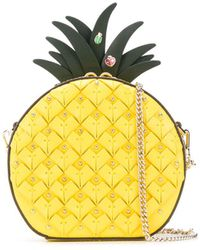 Kate Spade Pineapple バッグ - イエロー
