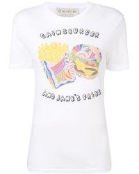 Être Cécile - Gainsburger T-shirt - Lyst
