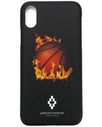 Marcelo Burlon - Printed Iphone X Case - Lyst